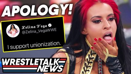 WWE APOLOGISES To Zelina Vega! Brian Cage UNHAPPY With AEW! | Wrestling News
