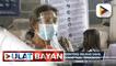 Pagbabakuna sa mga residenteng inilikas dahil sa pag-aalburoto ng Bulkang Taal, isinagawa