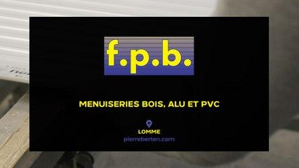 Fermetures Pierre Berten, menuiseries bois, alu et PVC à Lomme.