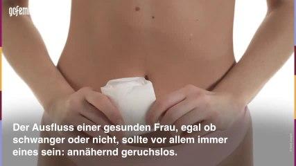 In schwangerschaft ausfluss brauner Bräunlicher Ausfluss