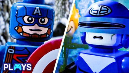 The 10 Worst Lego Video Games