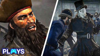 10 Real Life Historical Events in Assassin's Creed Games