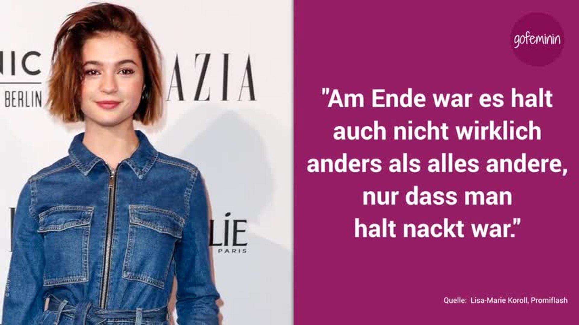 Lisa-Marie nackt Koroll Lina Larissa