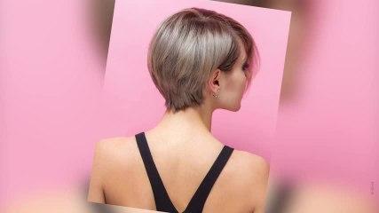Frisuren nacken kurz deckhaar lang