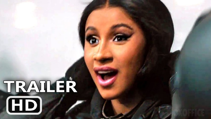 """FAST AND FURIOUS 9 """"Cardi B Squad"""" Trailer (NEW 2021)"""