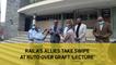 Raila allies take swipe at Ruto over graft 'lecture'