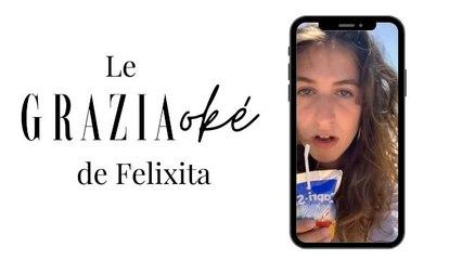 #GRAZIAOKÉ de Felixita