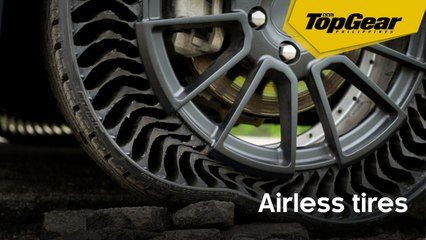 Airless tires are coming