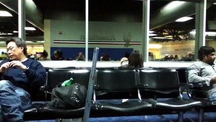 TEXAS TORNADO FEST - July 6, 2021 Raw footage , St Louis airport tornado hitting concourse C-10