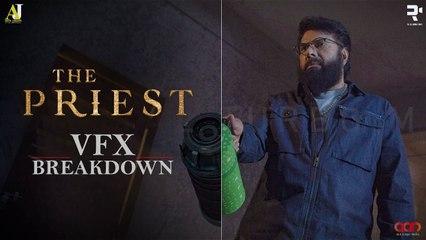 The Priest VFX Breakdown |_ Mammootty |_ Manju Warrier |_ Nikhila Vimal