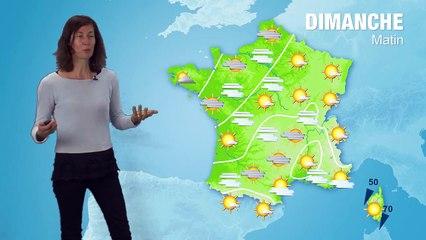 Previsions Météo-France du 05 au 11 septembre 2021
