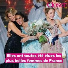 Les Miss France : leurs meilleurs looks mode !