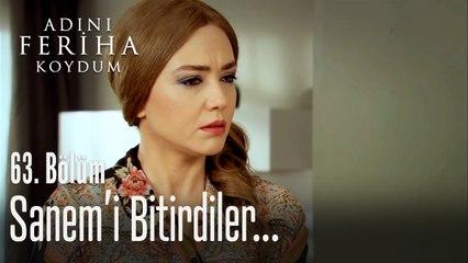 Lara ve Hande, Sanem'i bitirdi - Adını Feriha Koydum 63. Bölüm
