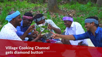 The much-loved Village Cooking Channel now has 1 crore YouTube subscribers