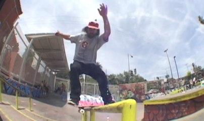 Sk8rats At The Echo Park Skaetpark