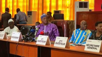 Mauvaise gestion à l'Assemblée Nationale :Le Président Damaro s'étonne et rejette les accusations
