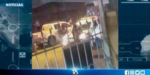 Alto mando policial se movilizó a Quevedo tras el tiroteo que dejó 5 muertos