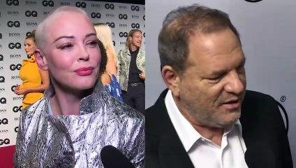 Why Rose McGowan hate Harvey Weinstein
