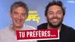 "PIO MARMAI & SWANN ARLAUD jouent à ""Tu préfères..."""