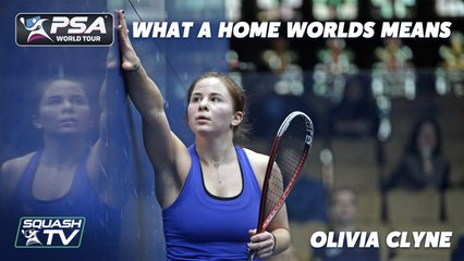 Olivia Clyne - What a Home Worlds Means