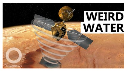 Scientists Confused by All the Water They're Finding on Mars