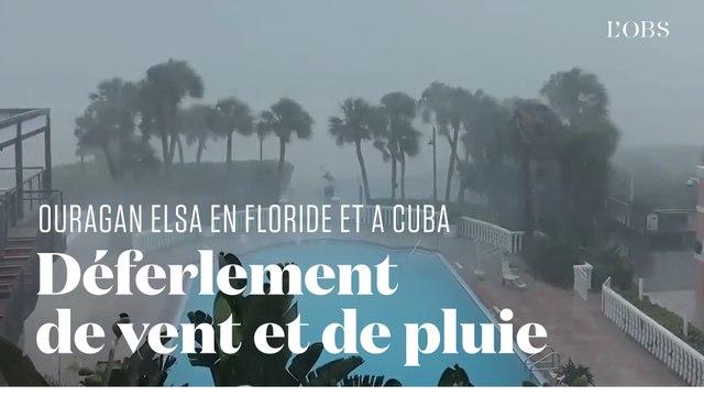 L'ouragan Elsa s'abat sur la Floride après avoir fait trois morts dans les Antilles