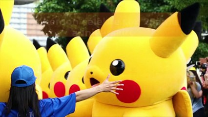 Les Pokémons ont 25 ans !