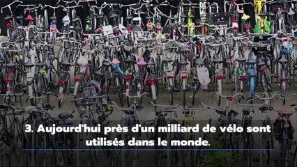 10 choses que vous ne saviez pas sur le vélo