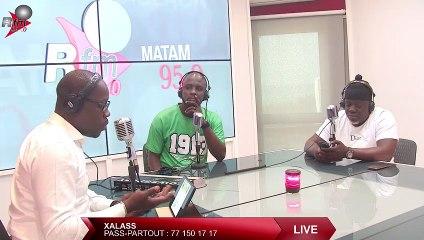 XALASS RFM - Pr : ABBA NO STRESS - NDOYE BANE - MAMADOU MOUHAMED NDIAYE - 07 JUILLET  2021