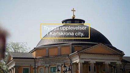 Visit Karlskrona - a safe destination!