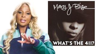 Mary J. Blige Breaks Down Her Career, from 'What's the 411?' to 'Respect'