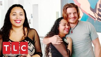 Se reencuentran después de una larga relación por Internet | Todo en 90 Días | TLC Latinoamérica
