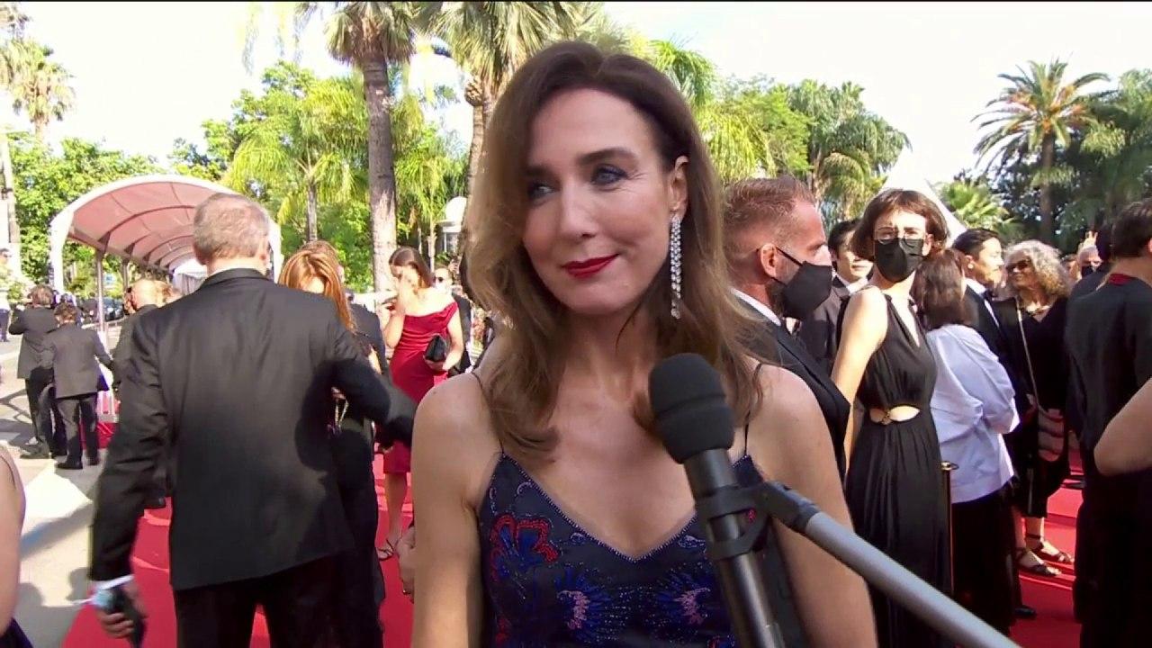 """Les éloges d'Elsa Zylberstein sur """"Annette"""" - Cannes 2021 ..."""