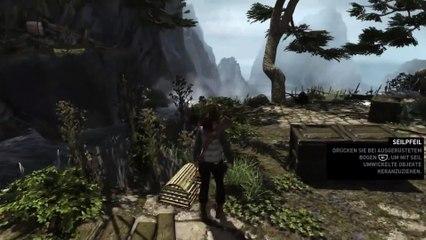 #010 | Let´s Play Tomb Raider: Definitive Edition | German | Deutsch