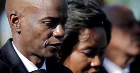Hunt underway for assassins who killed president of Haiti