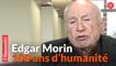 Edgar Morin, un centenaire toujours engagé