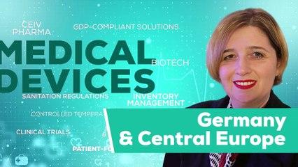 Europe Healthcare Logistics Organization