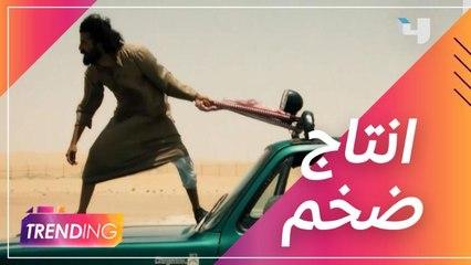 تفاعل كبير مع مسلسل رشاش بعد عرض أولى حلقاته على Shahid VIP