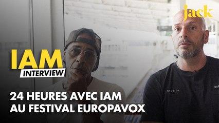24h avec IAM à l'Europavox