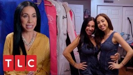 Se peinan, maquillan y visten igual | De tal madre, tal astilla | TLC Latinoamérica