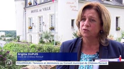 Le Journal - 08/07/2021 - A LA UNE / Jean Castex à Blois pour le Congrès des Villes de France