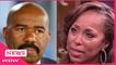 Divorce! Steve Harvey And Marjorie Harvey Shares Sad News About Their Relationsh
