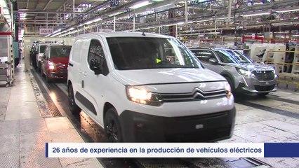 Stellantis fabrica en Vigo 6 nuevos vehículos comerciales y polivalentes 100% eléctricos