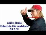 CARLOS BAUTE ENTREVISTA DIA ANDALUCIA