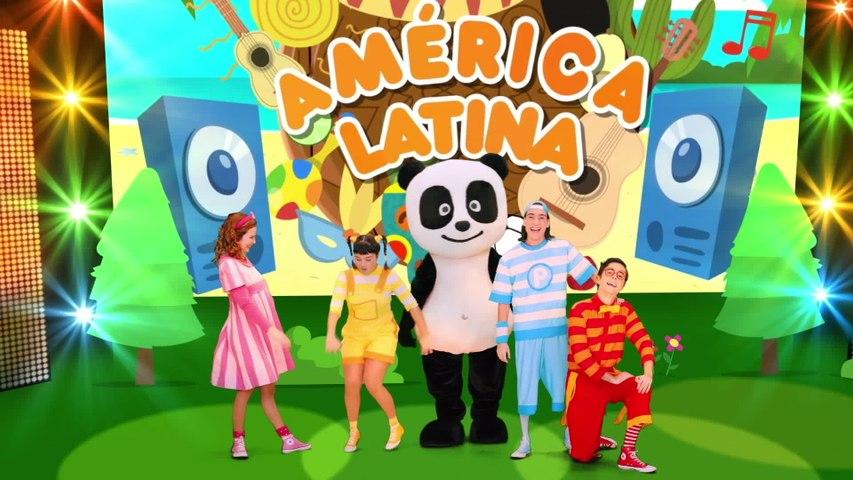 Panda e Os Caricas - Os Ritmos Latinos