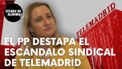 """El PP destapa el escándalo sindical de Telemadrid que la izquierda ocultó durante años: """"Anomalía"""""""