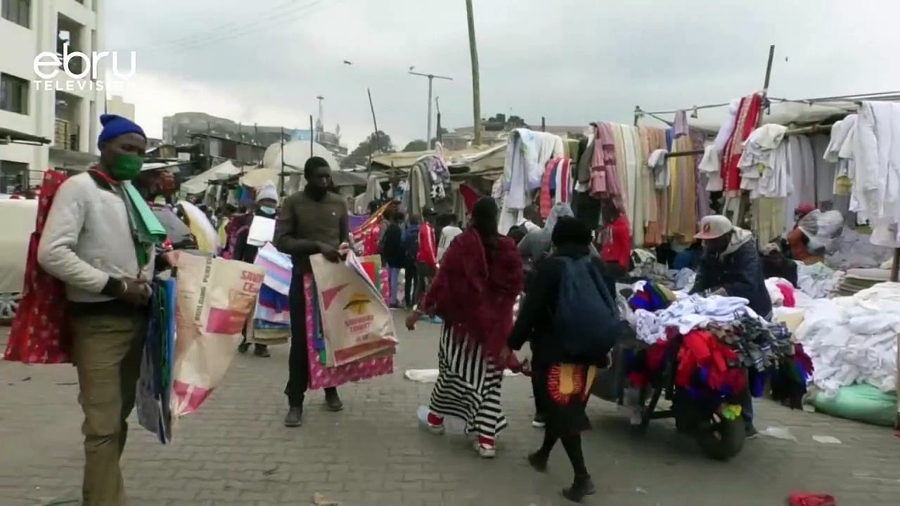 Gikomba Traders Forced To Pay Ksh 100,000 To Be Allocated A Stall