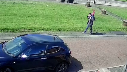 Have you seen them? Police release CCTV footage of missing dad and four-year-old son