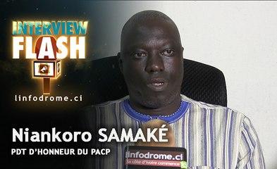 Présidentielle 2022 au Mali : Niankoro Yeah Samaké, livre ses ambitions pour le Mali