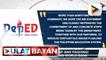 DepEd, tinanggap ang public apology ng World Bank kaugnay ng maling report sa education system ng PHL